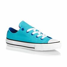 Converse Trainers - Converse Chuck Taylor All Star Double Tongue Junior Ox Shoes