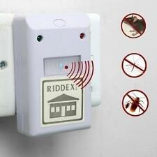 Ultrasonic Electronic Indoor Mosquito Rodent Rat Mice Bug Insect Repellent EU/US
