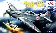 A Model from Russia 7286 1:72 Yak9P Soviet Fighter