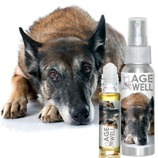 BELGIAN MALINOIS AGE WELL DOG AROMATHERAPY FOR SENIOR AGING SUPPORT