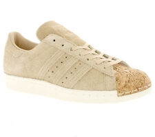 adidas Originals Superstar 80s Cork W Shoes Women's Real leather Sneaker BY2962