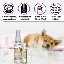 THE BLISSFUL DOG SHIBA INU RELAX DOG AROMATHERAPY FOR THUNDER, FIREWORKS FEAR