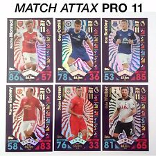 Match Attax PRO 11 2016/2017 - Rare as Limited Edition 100 Hundred Club 16/17