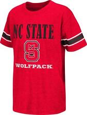 Youth NCSU NC State Wolfpack Free Agent Short Sleeve T-Shirt