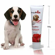 4 in 1 Pet Dog Toothpaste Puppy Toothbrush Finger Brush Oral Health Dental Care