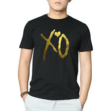 XO THE WEEKND GOLD Unisex T-Shirt | TEE | TOP | OVOXO The weeknd Drake GIFT