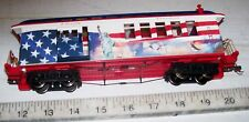 HAWTHORNE VILLAGE BACHMANN  SPIRIT OF AMERICA COMBINE CAR HO ON30 SCALE