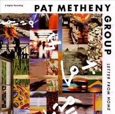 Letter from Home by Pat Metheny/Pat Metheny Group (CD, Jun-1989, Geffen)