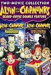 Alvin and the Chipmunks Scare-riffic Double Feature (DVD, 2008, 2-Disc Set)