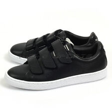 Puma Basket Classic Strap B&W Black/White Leather Lifestyle Shoes 362565 01