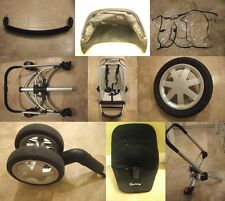 Quinny Buzz Pushchair Spare Parts and Accessories - Wheel, Bumper Bar, Seat etc