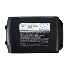 Replacement Battery For MAKITA HS630DRFX