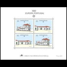 PORTUGAL 1990 EUROPA CEPT MNH MINIATURE SHEET