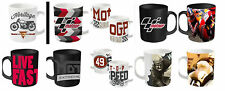 Moto GP Mug Legends Heritage Logo New Official Boxed