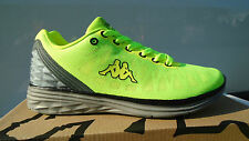 Kappa yellow Trainers Running Shoes Trainers Fitness Galaxy Sport New 36 38