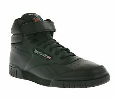 NEW Reebok Ex-O-Fit Hi Shoes Men's Sneakers Trainers Black 3478 SALE WOW