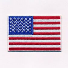 National Country Flag Embroidered Iron or Sew On Badge Patch From Souvenirz UK