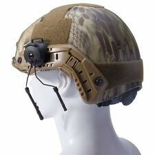 FAST Helmet SET Peltor Comtac Ops Core Rail Adapter Headset Accessories