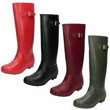 Ladies Spot On Wellington Boots *X1166*