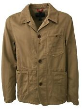 MANIFATTURA CECCARELLI men's jacket camel mod 6001 100% cotton MADE IN ITALY