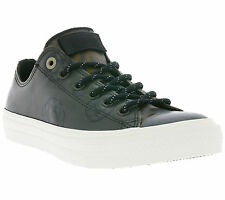 NEW Converse Chuck Taylor All Star II OX shoes Men's Sneaker Black 153023C