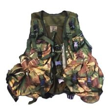 Genuine British Army Assault Combat Tactical Webbing DPM Camouflage Camo Vest