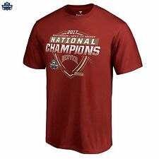Denver Pioneers 2017 NCAA Hockey National Champions Men's College T-Shirt NEW