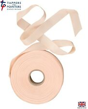 "BALLET SHOE 3/4"" SATIN POINTE RIBBON 50 METRE ROLL IN PINK"