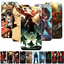 Funny Anime Attack on Titan Printed Phone Case Cover Skins For iPhone SE/7Plus