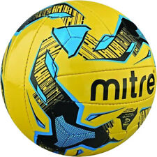 MITRE B3077 MALMO TRAINING PRACTICE FOOTBALL OUTDOOR SOCCER BALL YELLOW SIZE 4/5