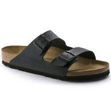 Birkenstock Women's Arizona Classic BirkoFlor Sandals Black 5179
