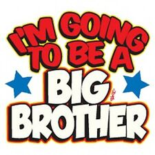 I'm Going to Be A Big Brother T-Shirt Youth Kids Children's New Sibling Baby Tee