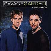 "Affirmation by Savage Garden (CD, Nov-1999, Columbia (USA)) ""B"""