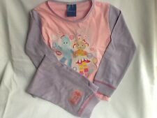 GIRLS OFFICIAL IN THE NIGHT GARDEN UPSY DAISY LONG LEG PYJAMAS KIDS TV NIGHTWEAR