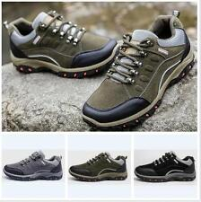 Mens Safety waterproof Shoes Breathable Work Boots Hiking Climbing-Shoes-Fashion