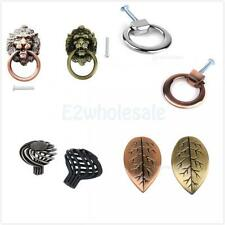 Furniture Knob Cabinet Cupboard Door Drawer Dresser Handle Pull Decor Assorted