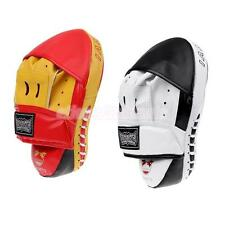 Boxing Focus Pads Set Sparring Target Punching Gloves MMA Training Bag Mitts