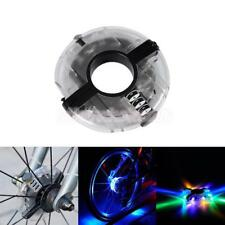 New Bicycle Bike Spoke Wheel LED Front Rear Light Safety Night Cycling Lamp