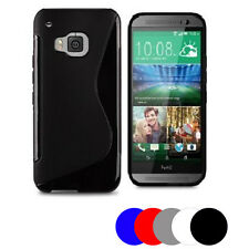 Case Cover Gel Wave S Htc Desire One M9