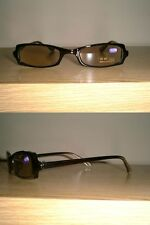 Tinted Reading Glasses +2.50 Slim Sunglasses Grey Black Ready Readers +2.5 A