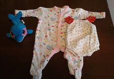 Baby Girl one-piece size 000 and 0000