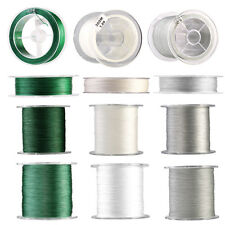 100m 300m 500m Strong Braided Safety Sea Fishing Line 4 Strands 12LB-100LB WD