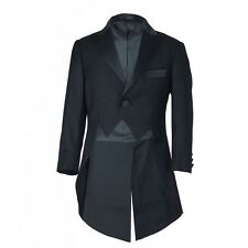 CLEARANCE SAVE ON Kids Suits Black Tuxedo Suit For Boys