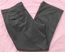 NWT Lee Riders 20W 22W L T Heavenly Touch Stretch Pants Boot Cut Gray