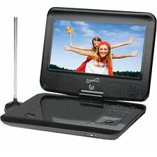 Supersonic SC-259 9 rdquo  TFT Portable DVD/CD/MP3 Player with TV Tuner  USB  am