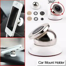 Universal Magnetic Ball Magnet Car Mobile Phone Holder Mount for iPhone Samsung