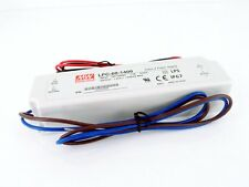LPC-60 Meanwell - 60 Watt Constant Current LED Driver - USA SELLER FAST SHIPPING
