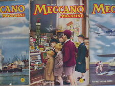 Meccano Magazines. April 1953 - March 1958. Choice Of 70. Dinky Toys Adverts..