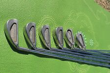 Set of Ping Karsten IIIA 3,4,5,6,9 and Eye2 7 Iron Golf Clubs