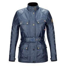 Belstaff Ladies Trialmaster Jacket - Navy